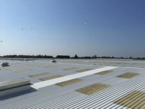 Anti-Corrosion Protective Roof Coating