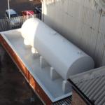 Gas Oil Tank Lining