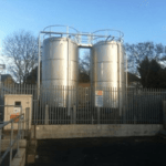 Phosphoric Acid Resistant Bund Lining