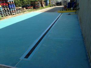 Resin Flooring – Wash Down Area Suffolk
