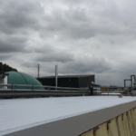 Anaerobic Digester Tank Roof Coating