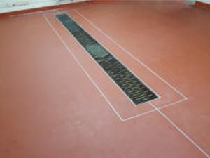 Resin Flooring – Factory Floor Bedfordshire
