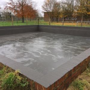 Concrete Tank Lining