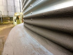 Waterproofing – Silo Base Sealing