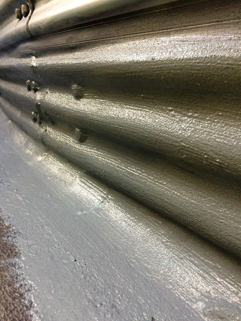Waterproofing Silo Base Sealing Corroless Eastern
