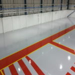 Resin Flooring – Factory Floor Norwich