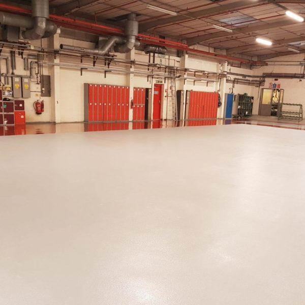 Industrial Flooring Norwich - Norfolk