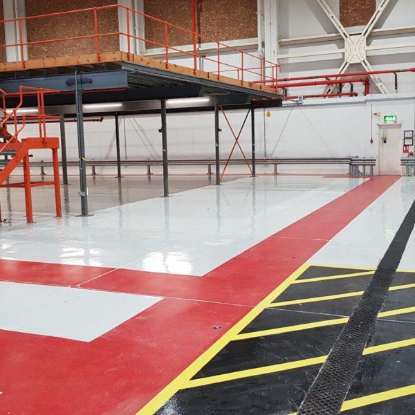 Industrial Flooring Suffolk 05