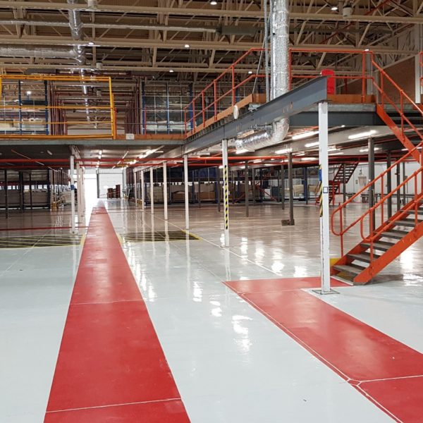 Industrial Flooring Suffolk 07
