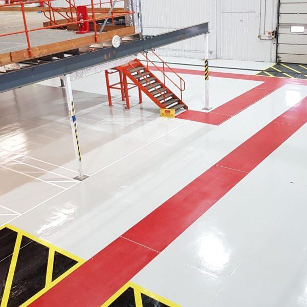 Industrial Flooring Suffolk 08