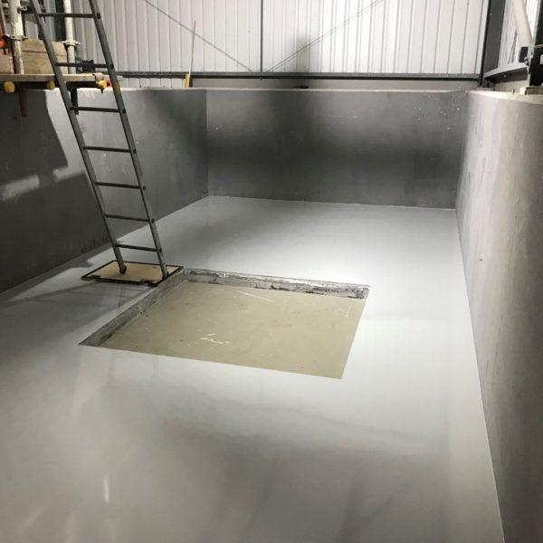 Prepoaring The Industrial Flooring