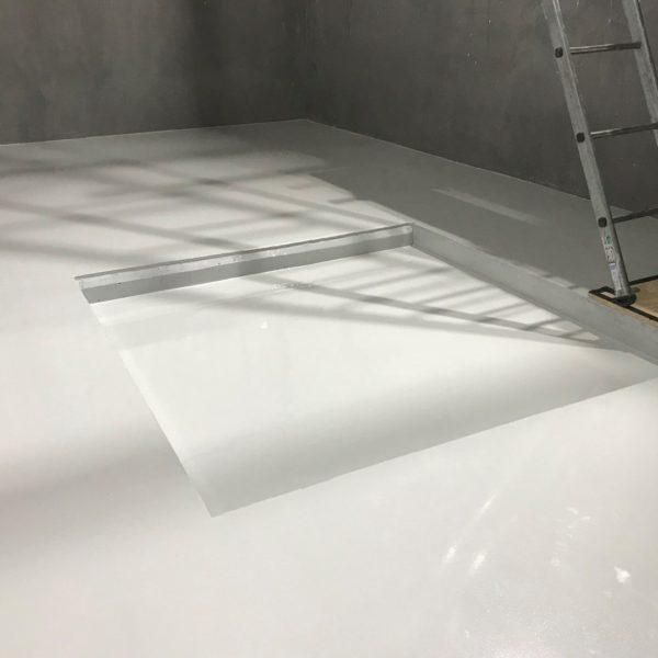 Industrial Flooring Priming