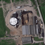Lining An Anaerobic Digester Tank – Hilliam Farm Lancashire