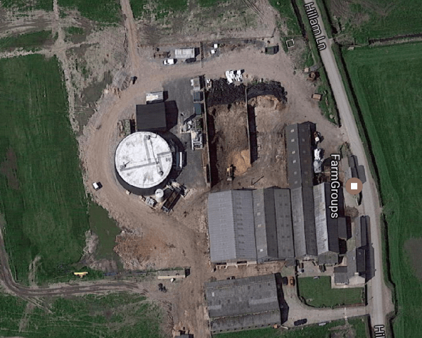 Anaerobic Digester Tank Lining