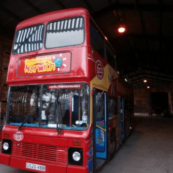 bus roof refurbishment