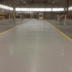 Hangar Floor Refurbishment