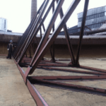 Mud Thickener Steelwork