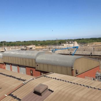 polyurea roof coating