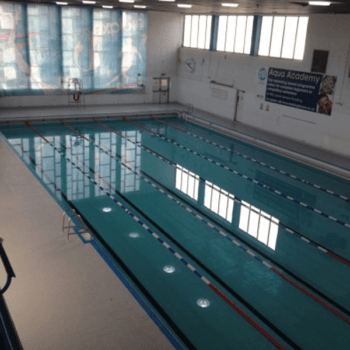 Polyurea Swimming Pool
