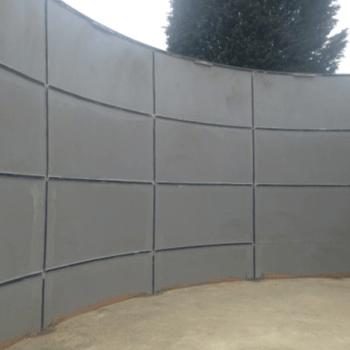 polyurea tank lining