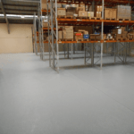 Warehouse Resin Flooring Refurbishment