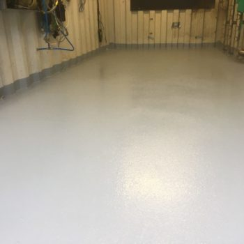 Chemical Resistant Industrial Flooring Lincolnshire