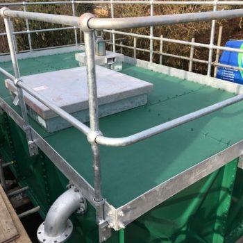 Water Tank Lining