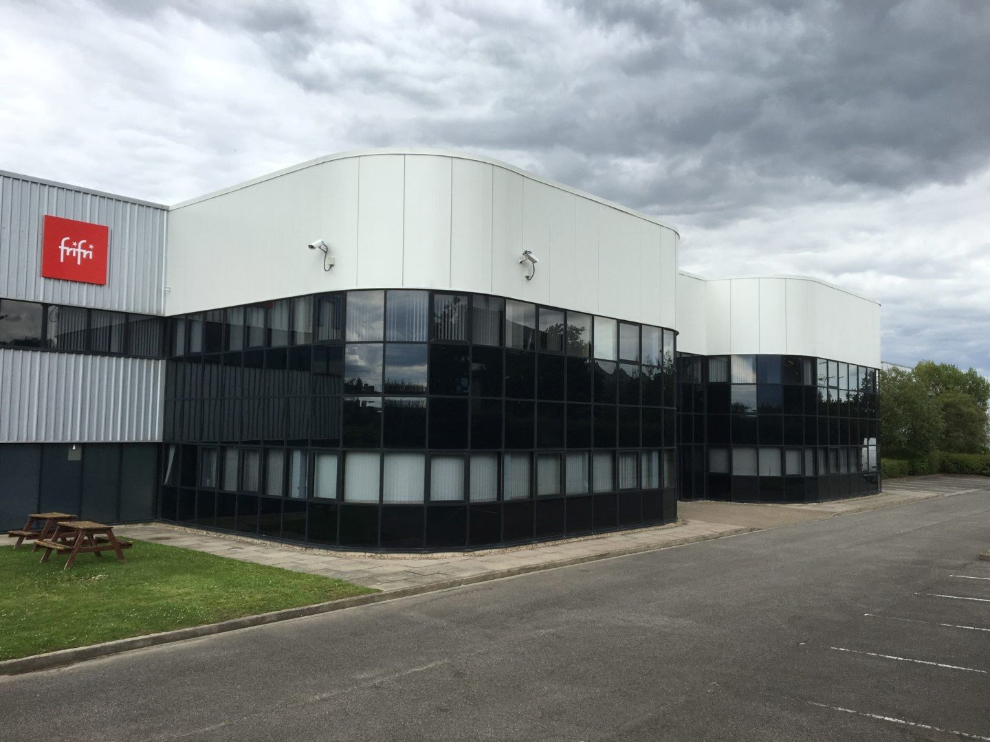 Completed Industrial Coatings Lincoln