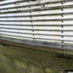 Failed Silo Base Waterproofing