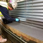 Waterproofing – Silo Base Sealing