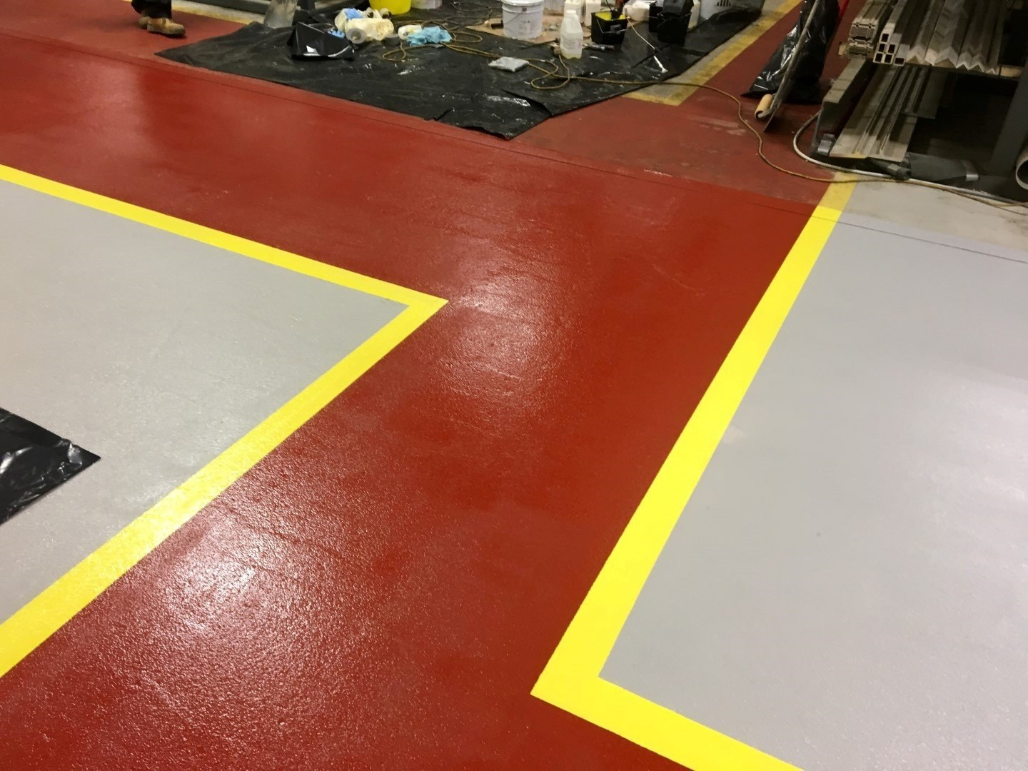 Industrial Flooring Lincolnshire