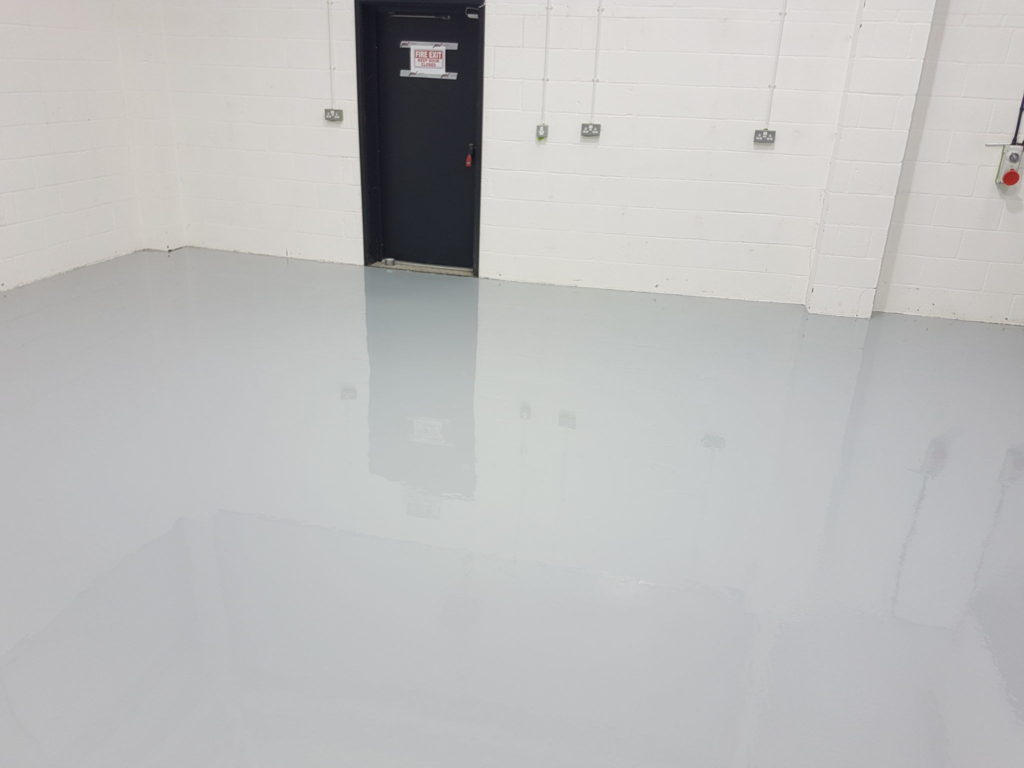 Industrial Flooring Cambridgeshire