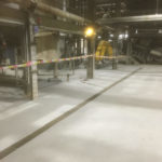 Kings Lynn, new factory floor