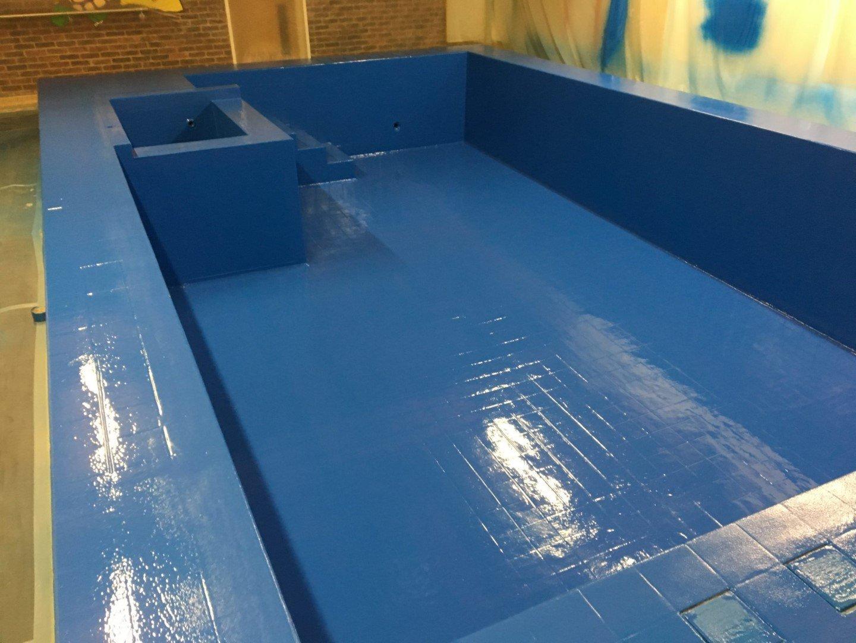Polyurea Swimming Pool Lining Corroless Eastern