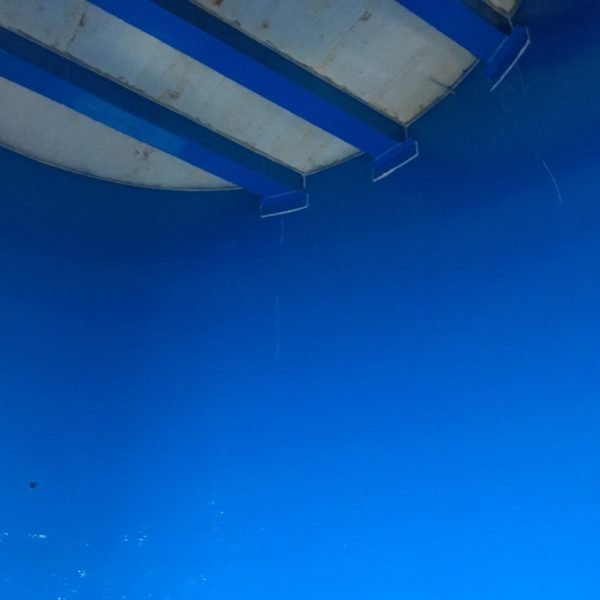 Concrete Food Waste Tank Linings