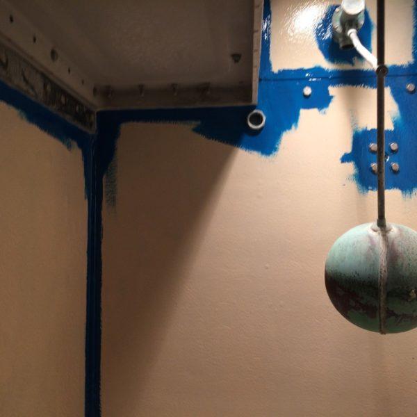 Fiberglass Water Tank Lining