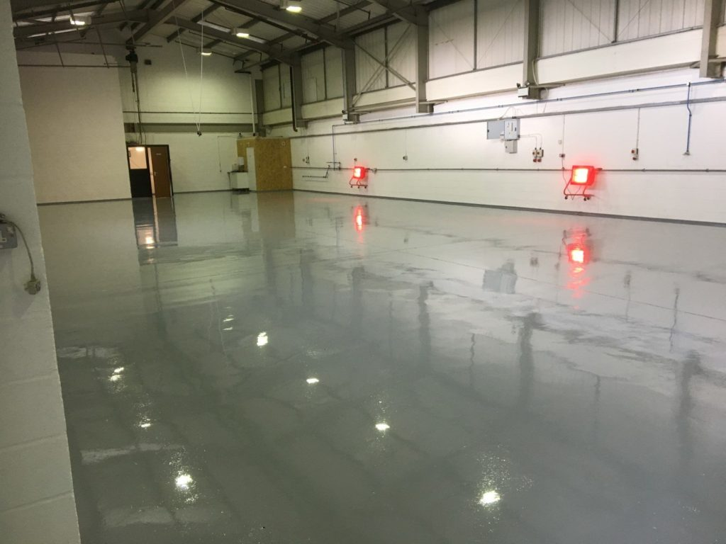 Industrial Flooring Norfolk 03