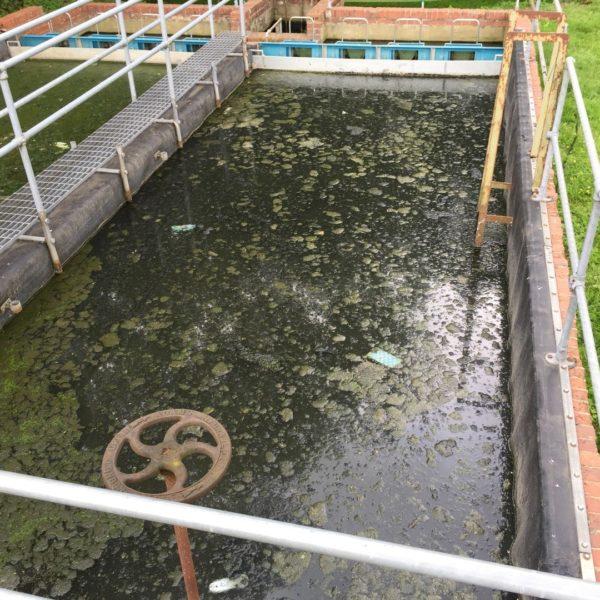 Polyurea Waste Water Tank Relining 01