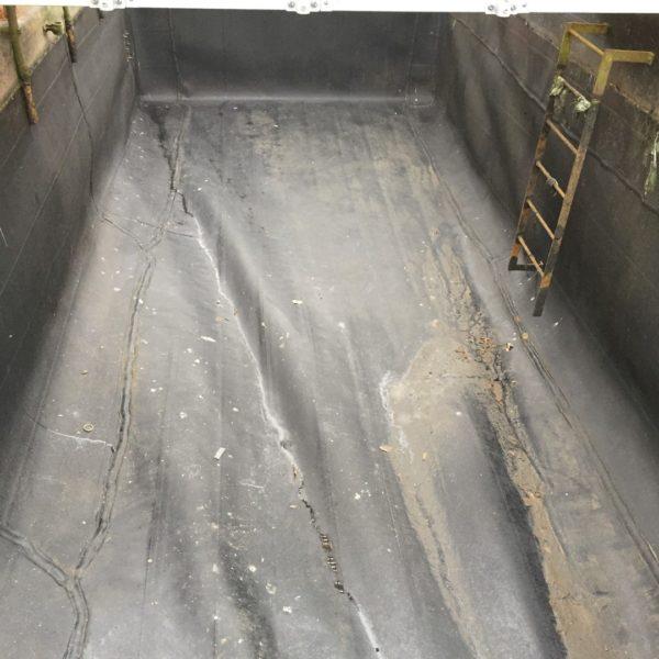 Polyurea Waste Water Tank Relining 03