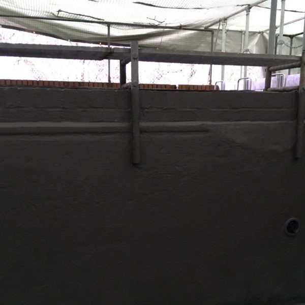 Polyurea Waste Water Tank Relining 10