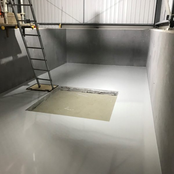Preparing The Industrial Flooring