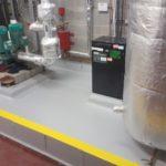 Bund Lining / Plant Room Tanking