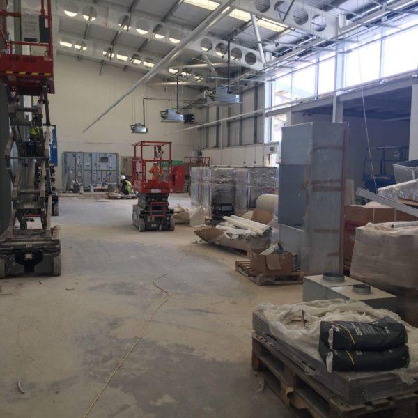 Industrial Flooring Norfolk Warehouse 00