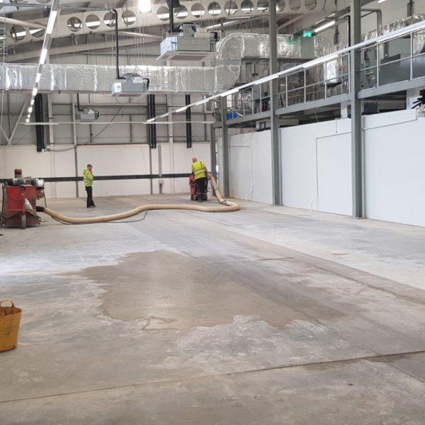 Industrial Flooring Norfolk Warehouse 01