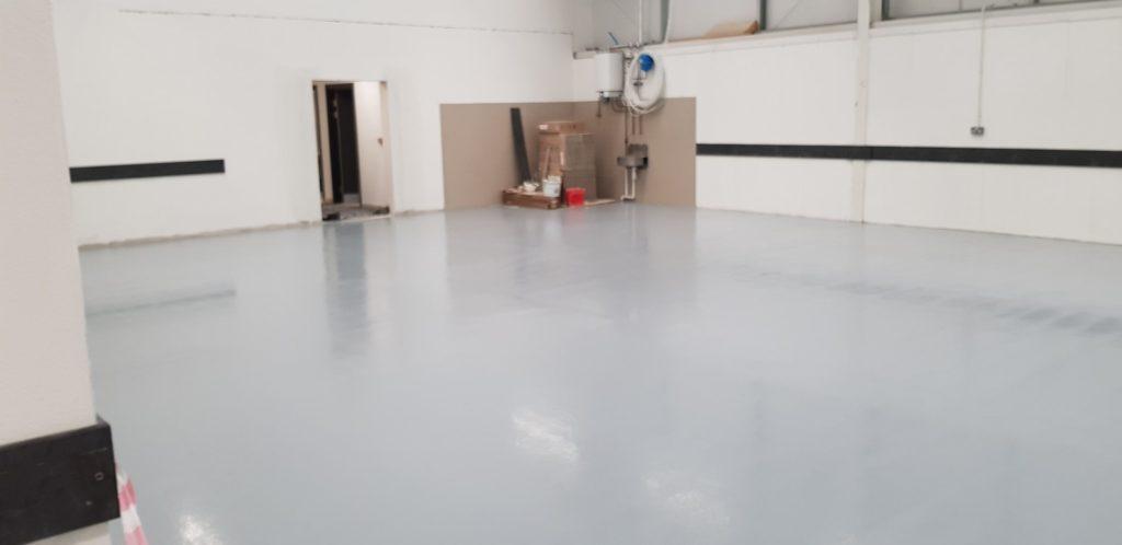 Industrial Flooring Norfolk Warehouse