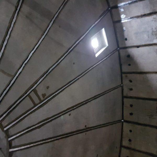 Concrete Storage Tank Lining 04