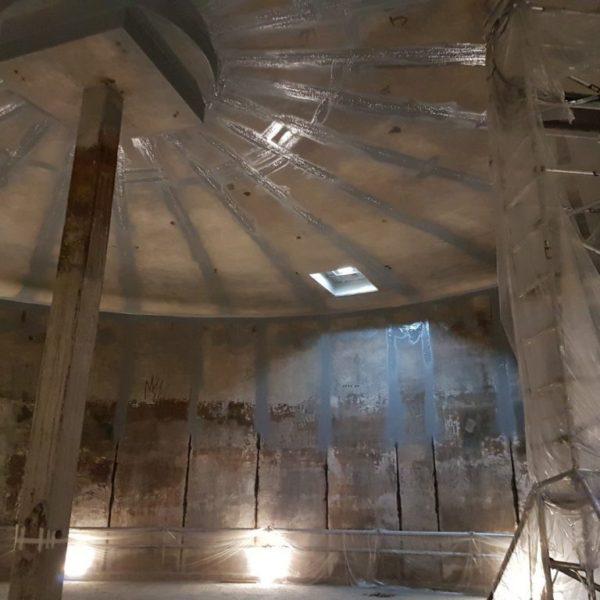 Concrete Storage Tank Lining 06