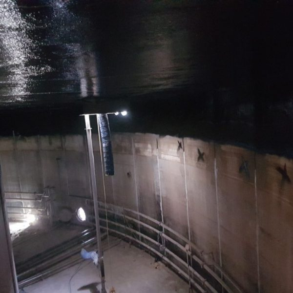 Concrete Storage Tank Lining 10