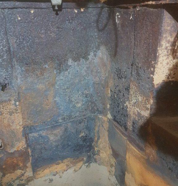 Hot Water Tank Lining
