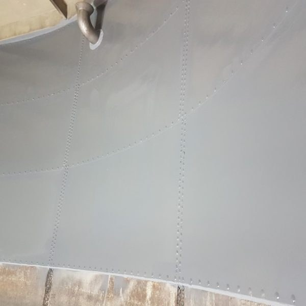 Glass Fused Steel Tank Lining 09